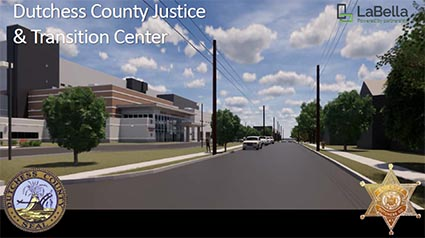 Justice Transition Center Presentation slide