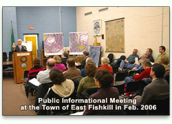 Town of East Fishkill Public Informational Meeting