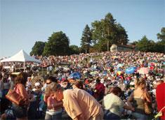 Kenny Loggins Concert at Bowdoin Park
