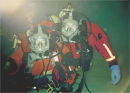 Underwater Search and Recovery Unit