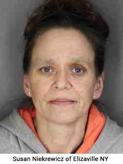 Susan Niekrewicz, age 50 of Elizaville NY