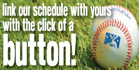Link our schedule with yours with the click of a button - Hudson Valley Renegades calendar for 2016