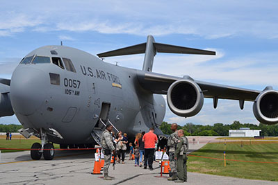Open House at Dutchess County Airport
