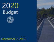 2020 Budget Fiscal Presentation cover, thumbnail