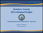 2014 Adopted Budget
