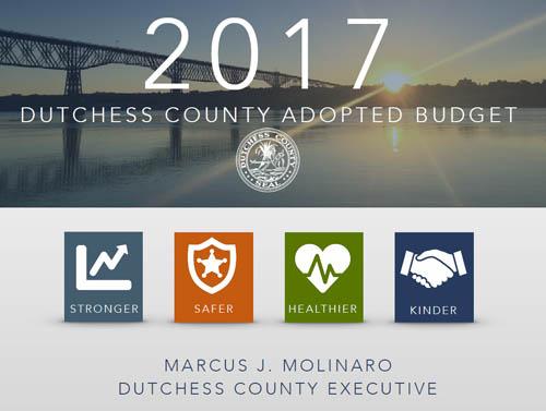 2017 Dutchess County Budget