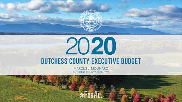 2020 Dutchess County Executive Budget