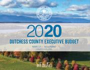 2020 Budget cover, thumbnail