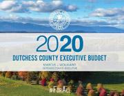 2020 Budget Presentation cover, thumbnail