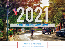 Cover of the 2021 Adopted Budget