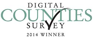 2014 Digital Counties Survey Winner