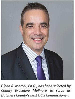 Dr. Glenn Marchi, OCIS Commissioner