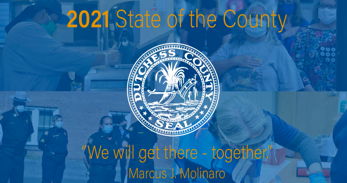 2021 State of the County graphic