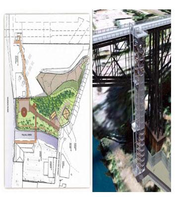 Walkway Elevator project