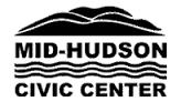 Mid-Hudson Civic Center logo