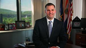 County Executive Marcus J. Molinaro