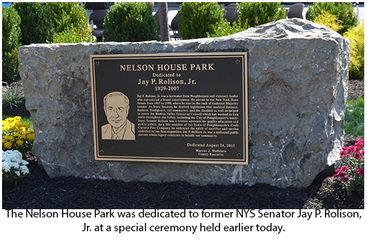 Jay P. Rolison Jr. plaque