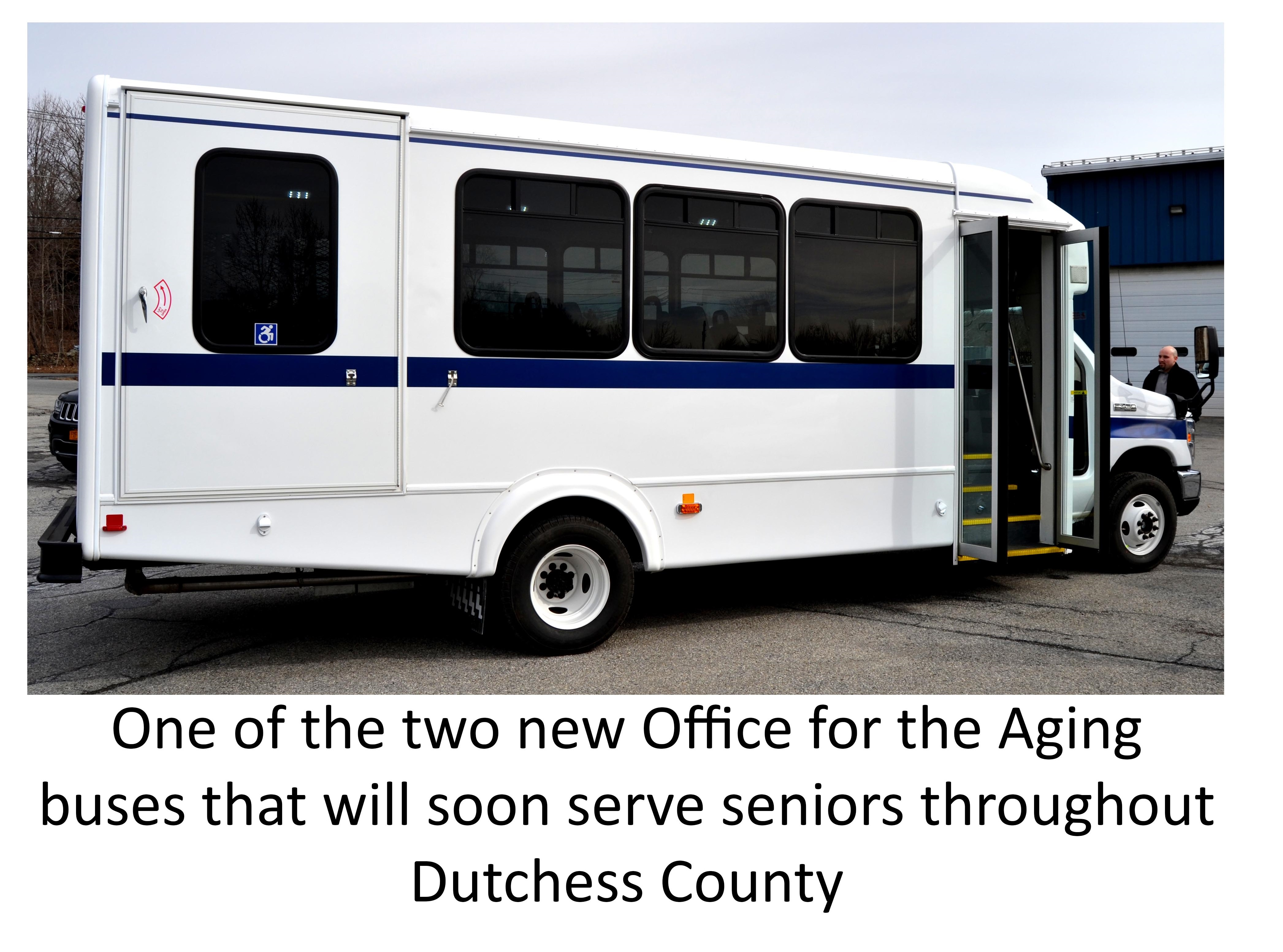 Office for the Aging Bus