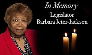 In Memory of Legislator Barbara Jeter-Jackson