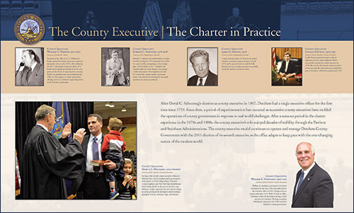 The County Executive The Charter in Practice