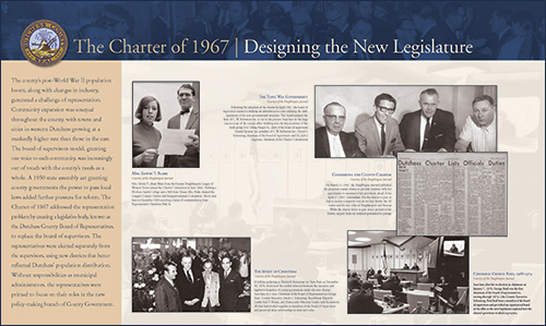 The Charter of 1967 - Designing the New Legislature