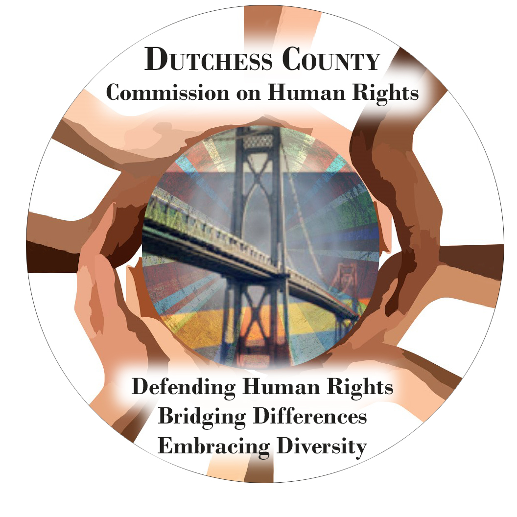 Logo: Dutchess County Human Rights Commission