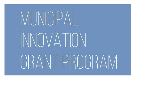 Municipal Innovation Grant Program