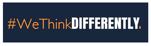 WeThinkDIFFERENTLY logo