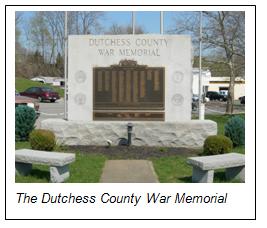 Dutchess County war memorial image