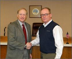David Sherman, County Legislator